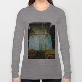 Nature finds the way inside... and outside... Long Sleeve T-shirt