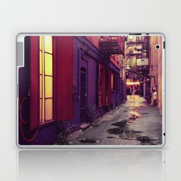 Evenings on the Lower East Side, New York City Laptop & iPad Skin
