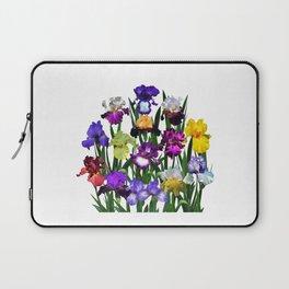 Iris garden Laptop Sleeve