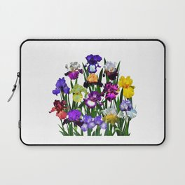 Iris garden Laptop Sleeve