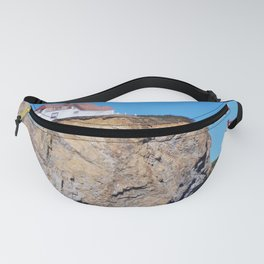 Living at the End of the World Fanny Pack