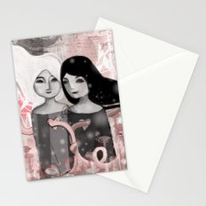 a lease of each other Stationery Cards