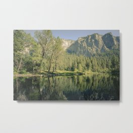 Merced River II Metal Print