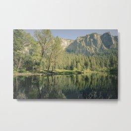 Merced River II Metal Print
