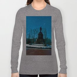 Red and blue Samara. Long Sleeve T-shirt
