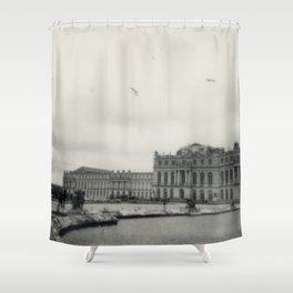 Palace of Versailles Shower Curtain