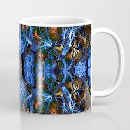 Emerald tree geometry V Coffee Mug
