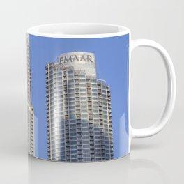 Emaar Properties Buildings Dubai Coffee Mug