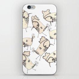 Chooks iPhone Skin