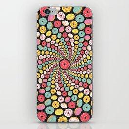Donut Swirl iPhone Skin