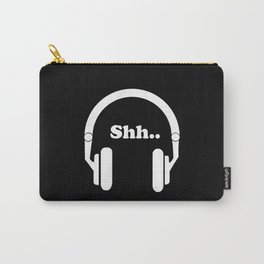 Headphones and music Carry-All Pouch