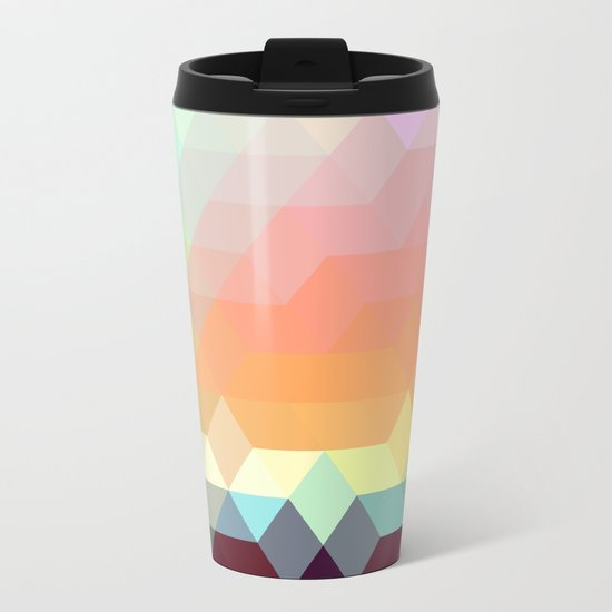 Renoir Metal Travel Mug