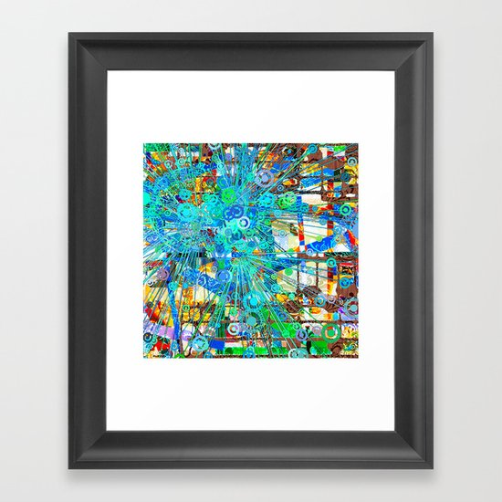 Eric (Goldberg Variations #13) Framed Art Print