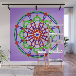 Symmetric composition 30 Wall Mural