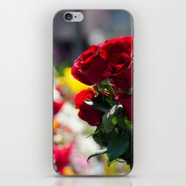 Bouquet of Love iPhone Skin