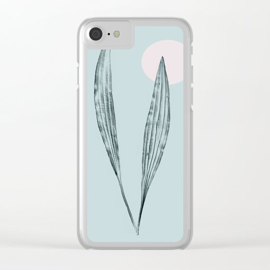 filo di vento Clear iPhone Case