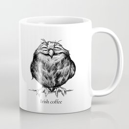Owl Ball Coffee Mug