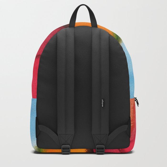 Improvisation 09 Backpack