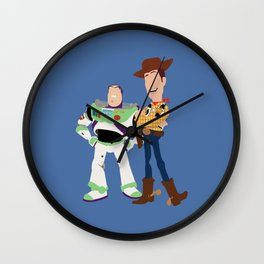 toy story Wall Clock