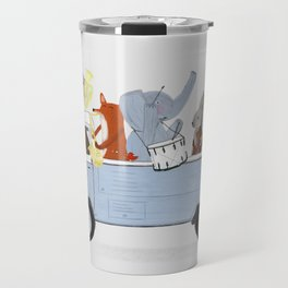 a musical road trip Travel Mug