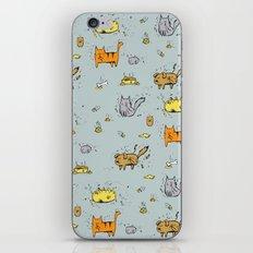 Dirty Animals iPhone & iPod Skin