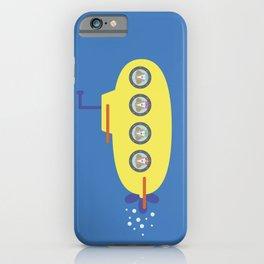The Beagles - Yellow Submarine iPhone Case