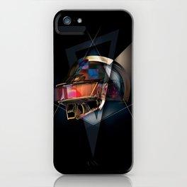 "Daft ""Thomas"" Punk iPhone Case"