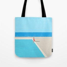 pool-5 Tote Bag