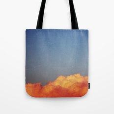 Let Heaven Come Tote Bag