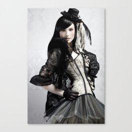 haute couture Canvas Print