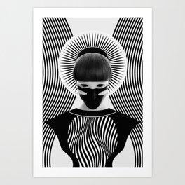 Dark Homonyms Art Print