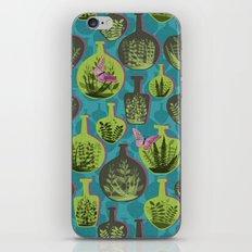Green Glass iPhone & iPod Skin