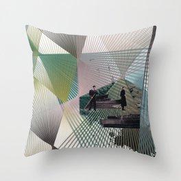 TWM3 Throw Pillow