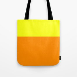 yellow orange Tote Bag
