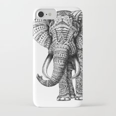 Ornate Elephant Slim Case iPhone 7