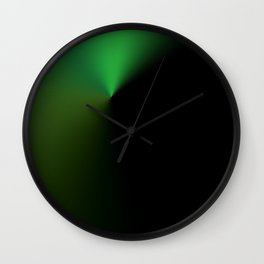 netzauge-light point Wall Clock