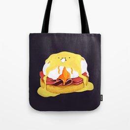 Egg Benedict Tote Bag