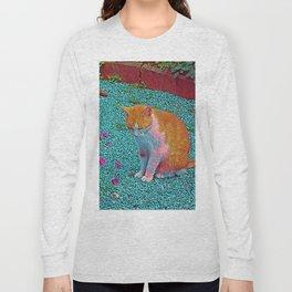 Popular Animals - Cat Long Sleeve T-shirt