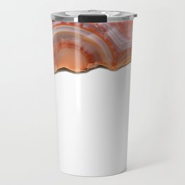 Over the agate rainbow Travel Mug