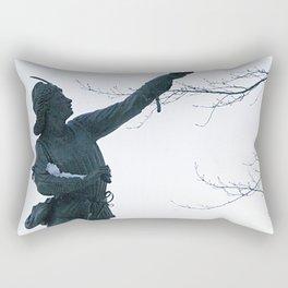 The Falconer Rectangular Pillow