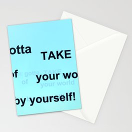 Fly:YOU Stationery Cards
