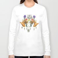 totes Long Sleeve T-shirts featuring Totes Magotes by Ariana Victoria Rose