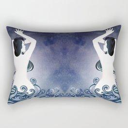 Sea Born Rectangular Pillow