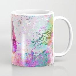 Pop Art Jungle Elephant Coffee Mug