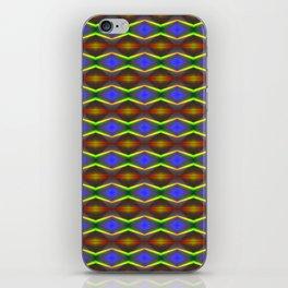 RGB - Optical Series 002 iPhone Skin