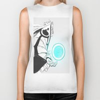 naruto Biker Tanks featuring Naruto by Iotara