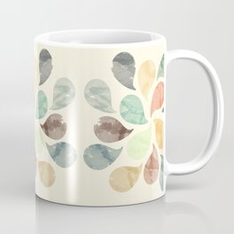 Colorful Water Drops (Watercolor version) Coffee Mug