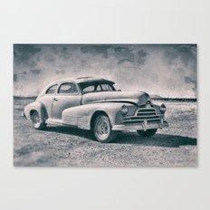 Pontiac At Sonoita Canvas Print