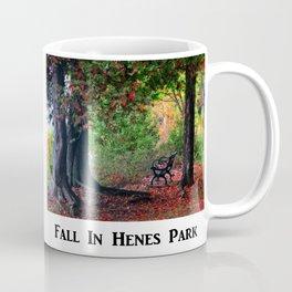 Fall In Henes Park Coffee Mug