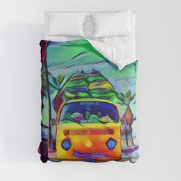 Vacation Comforters